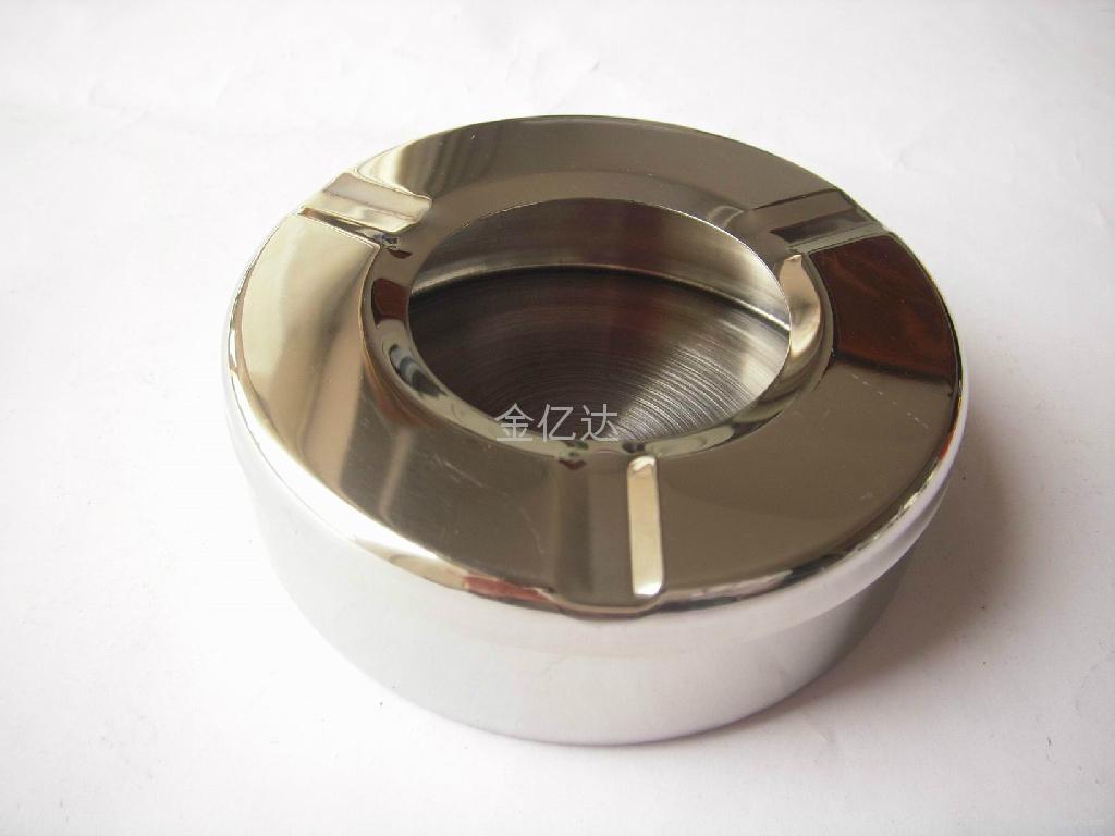 不锈钢烟灰缸 2