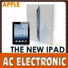 Apple The New iPad (iPad 3) 64GB WiFi + 4G Version (Black)