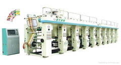 Medium Speed Gravure printing machine