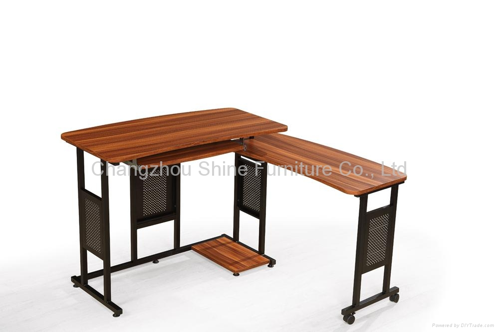 folding computer desk CT8203K SOHO China Manufacturer