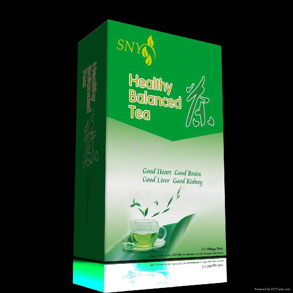 Anti-hypertension tea 1