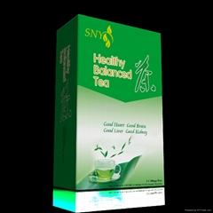 Anti-hypertension tea
