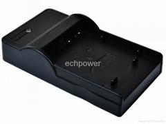 深圳充电器厂家 直销优质索尼相机BN1电池充电器