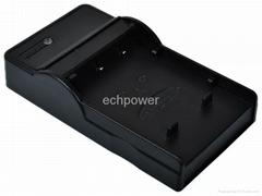 深圳充电器厂家 直销富士相机NP40电池充电器
