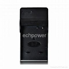 深圳充电器厂家 直销松下相机BCF10电池充电器
