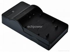 深圳充电器厂家 直销松下相机BCG10电池充电器