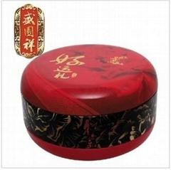 盛園祥 中秋廣式月餅雙層禮盒包裝
