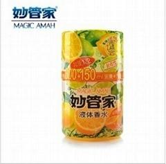 妙管家液體香水-檸檬300+150ml