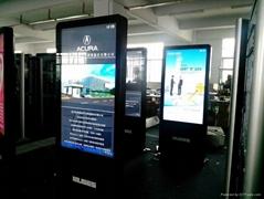 专业生产55寸立式全户外广告机