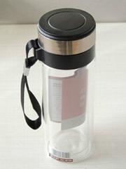 加汇双层玻璃杯JH-640