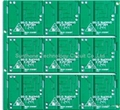 Double layer HASL board pcb