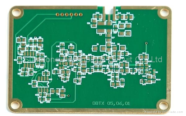 8-layer buried blind hole PCB  board 1