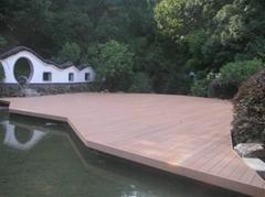 河南塑木地板