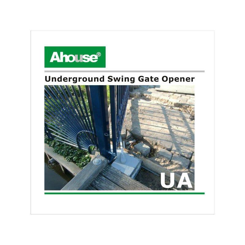 Gate opener underground