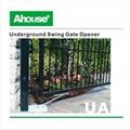 Automatic underground gate opener 4