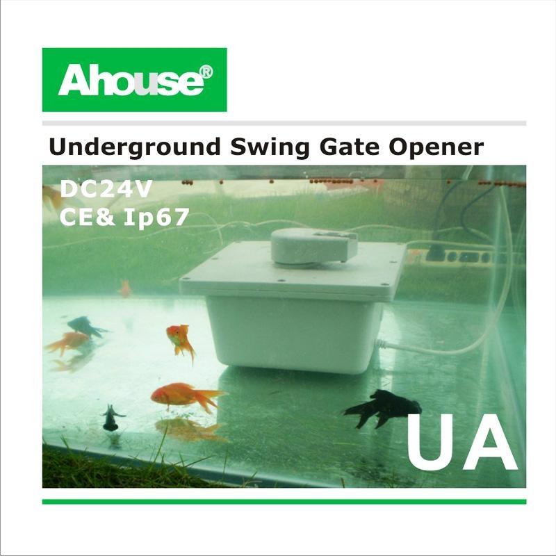 Automatic underground gate opener 5