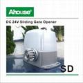 Ahouse Automatic Solar Sliding Gate Operator Motor 2