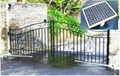Ahouse Solar System Double Swing Gate Opener 4