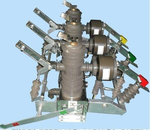 昆明真空断路器ZW32-12G/630-20 5