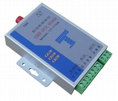 研通科技YT-577SM 單模光纖轉RS-232/485/422 轉換器