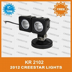 "2"" 10W CREE LED Working Light"