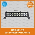 "Double Row 13.5"" 72W CREE Led Work Light"