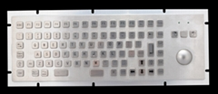 metal keyboard size 392*135(mm)