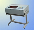 Zm40b Mini Nonmetallic Rubber Stamps Engraver Laser