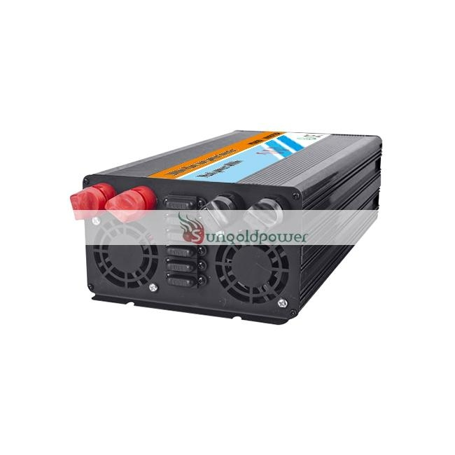 2000W DC to AC Pure Sine Wave Power Inverter 2