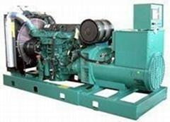 康明斯KTA38-G2B功率720KW发电机