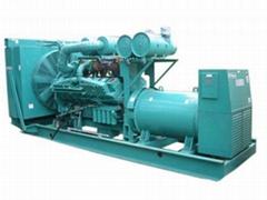 KTA50-GS8功率1300KW发电机