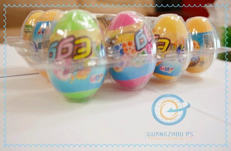 Dinosaur Toy Egg(1g popping candy +1 toy+2tattoos) 2