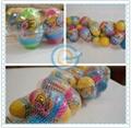 Dinosaur Toy Egg(1g popping candy +1 toy+2tattoos) 4