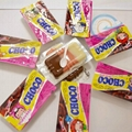 3 flavours Chocolate
