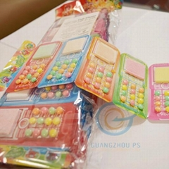 Cell Phone card with press candy