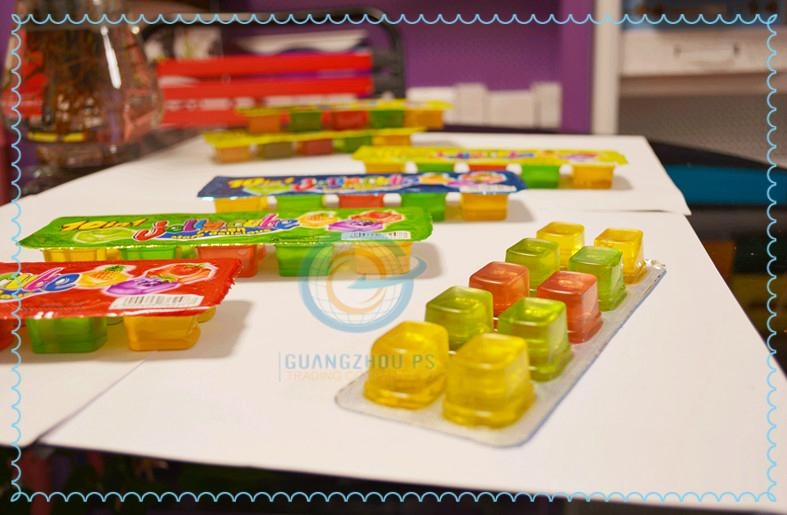 10pcs fruit jelly cup 4