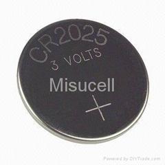 Button-cell Batteries