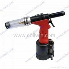 "3/16"" Air Rivet Gun With Vacuum System"