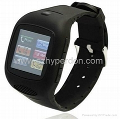 Quad-Band Watch Cell Pho