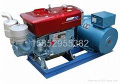 10kw常柴柴油发电机组