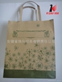 2013 popular kraft paper bag with printing 5