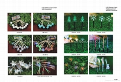 MOTIF LIGHT LED CHRISTMAS LIGHTENING
