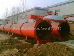 Autoclave steam curing machine