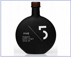 Extra Virgin Olive Oil Bio In Black Bottle (200ML) Organic