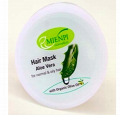 Organic Hair Mask Aloe Vera for normal to oily hair (200ml)