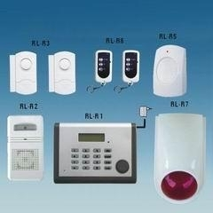 Wireless Auto-dial Alarm System