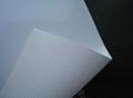 PVC Backlit flex banner for lighting box