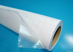Cold lamination film for packaging