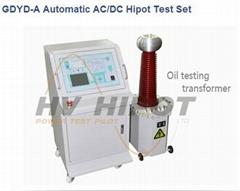 Automatic AC DC Hipot Test Set