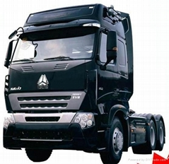 CHINA HOWO TRUCKS A7 6X4  TRACTOR TRUCK